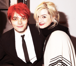 gerard and wife